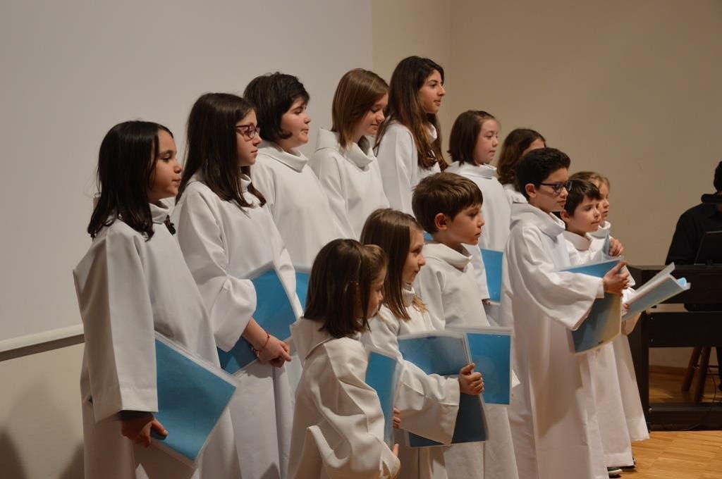 Il Coro di voci bianche e Giovanile