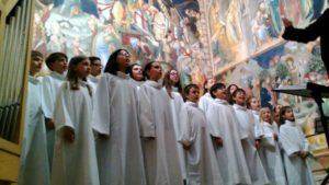 Coro di voci Bianche Urbino